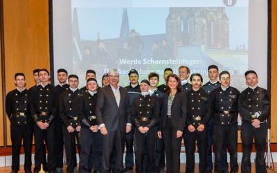Innungsversammlung der Schornsteinfeger-Innung in Berlin am 25.11.2019 im BTZ der HWK